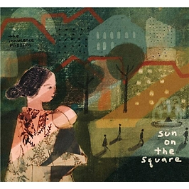 Sun on the square, CD Digipack