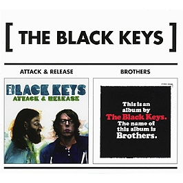Attack & release - brothers, CD