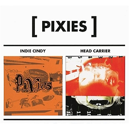 Indie Cindy - head carrier, CD Digipack
