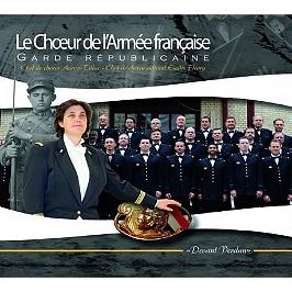 Devant Verdun, CD