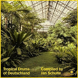 Tropical drums of Deutschland, CD
