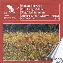 Concertos danois pour violon /Vol.3, CD
