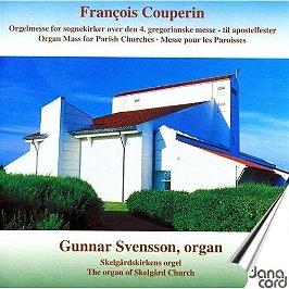 Messe pour les paroisses, CD