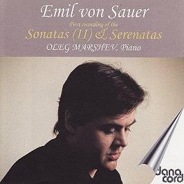 Sonatas & serenatas, CD