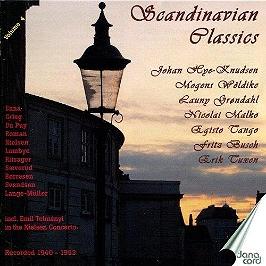 Scandinavian classics vol 4, CD