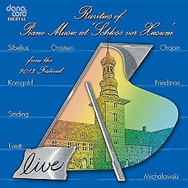 Rarities of piano music at 'Schloss Vor Husum', vol.26, CD