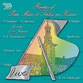 Rarities of piano music at 'Schloss Vor Husum', vol.27, CD