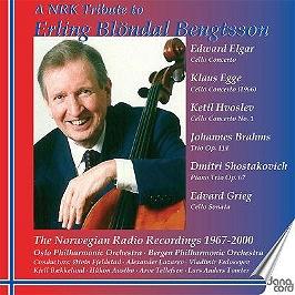 Cello concertos, CD