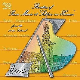 Rarities of piano music at 'Schloss Vor Husum', vol.29, CD