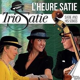 L'heure Satie/Satie and his songs, CD
