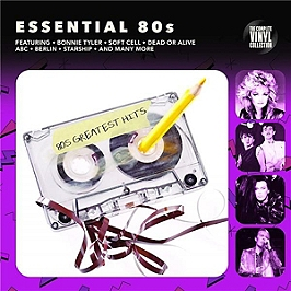 Essentials 80s, Vinyle 33T