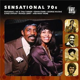 Sensational 70s, Vinyle 33T