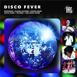 Disco fever, Vinyle 33T