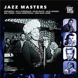 Jazz masters, Vinyle 33T