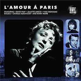 Amour à Paris, Vinyle 33T