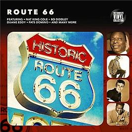 Route 66, Vinyle 33T