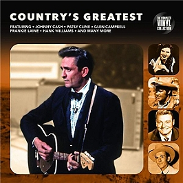 Country's greatest, Vinyle 33T