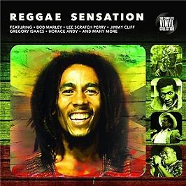 Reggae sensation, Vinyle 33T