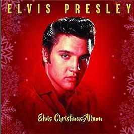 Elvis Christmas album, Vinyle 33T