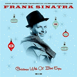 Christmas with ol' blue eyes, Vinyle 33T