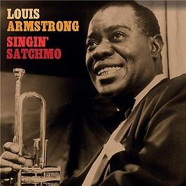 Singing Satchmo, Double vinyle