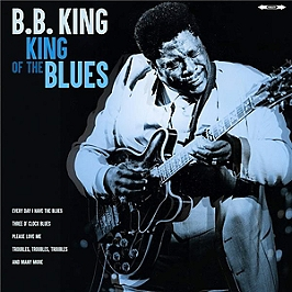 King of the blues, Vinyle 33T