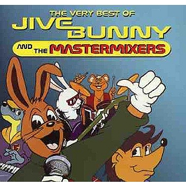 The very best of Jive Bunny and the Mastermixers, Vinyle 33T