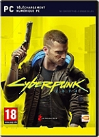 Cyberpunk 2077 - édition day one (PC)