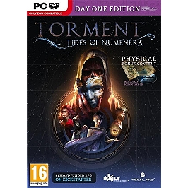 Torment : tides of Numenera - édition day one (PC)