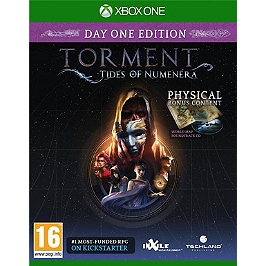 Torment : tides of Numenera - édition day one (XBOXONE)