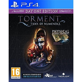 Torment : tides of Numenera - édition day one (PS4)