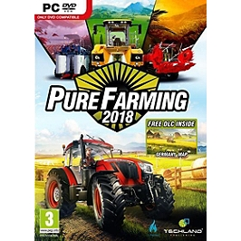 Pure Farming 2018 - édition day one (PC)