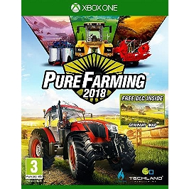 Pure Farming 2018 - édition day one (XBOXONE)
