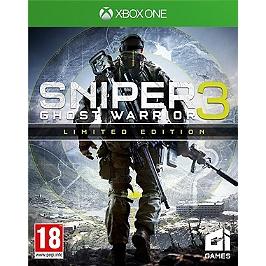Sniper Ghost Warrior 3 - season pass edition (XBOXONE)