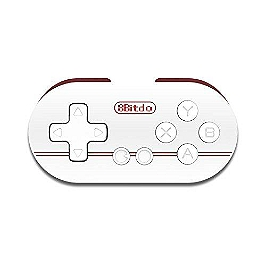 Manette Bluetooth Android / PC / Mac - Rouge