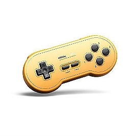 8Bitdo SN30 GP yellow edition gamepad (SWITCH)