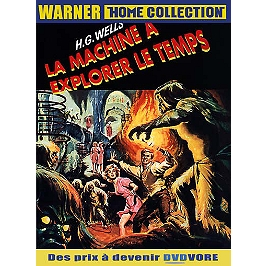 La machine à explorer le temps, Dvd