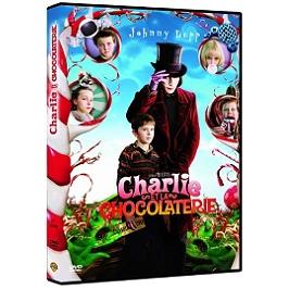 Charlie et la chocolaterie, Dvd