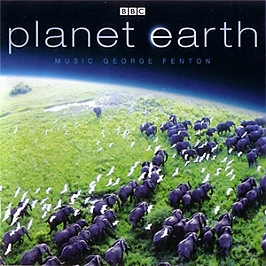 Planet earth OST, CD
