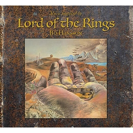 Music inspired by Lord of the rings, CD