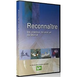 Reconnaître les oiseaux de mer et du Littoral, Dvd