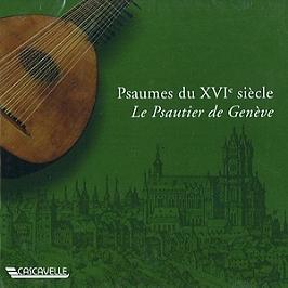 Psaumes du XVIeme siecle, CD