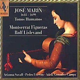 Marin: Tonos Humanos, CD