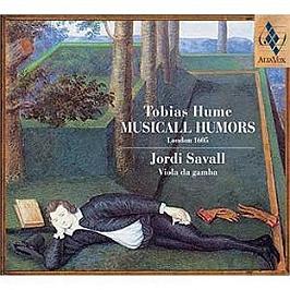 Hume: Musical Humors, CD