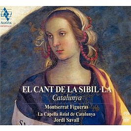 Le Chant de la Sibylle. Catalunya, CD Digipack