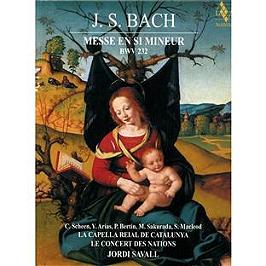 Bach: Messe en si mineur. Messee en si, CD + Livre