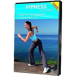 Fitness à la maison : 7 séances d'entraînement 15 minutes par jour, Dvd