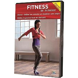 Fitness à la maison : brûler les calories et modeler son corps tout en dansant, Dvd