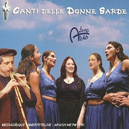 Canti Delle Donne Sarde, CD Digipack
