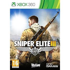 Sniper elite III: Afrika (XBOX360)